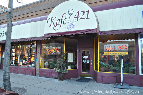 Kafe 421 ~ Minneapolis, MN