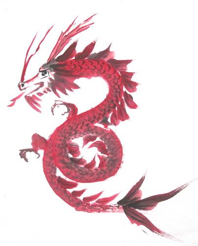 Janet's Dragon