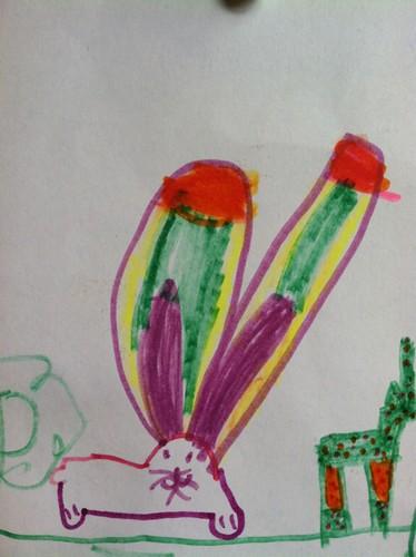 by Esme, age 5