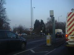 Chadwell Heath lights