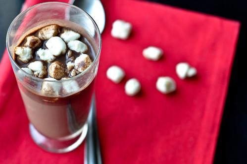 Baileys Irish Cream Hot Chocolate