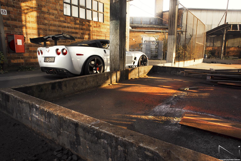 TIKT Performance Corvette