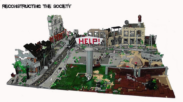 The end of Luck - Reconstructing the Society (MAIN PICTURE) 1/6