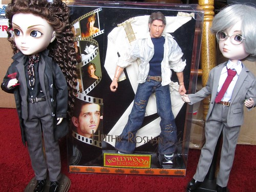 Hrithik Roshan Bollywood Legends doll