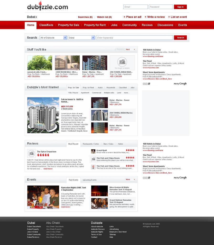 dubizzle | www wewanttraffic com/ | Traffic Digital | Flickr
