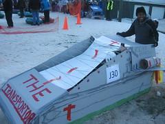 Cardboard Derby 2012