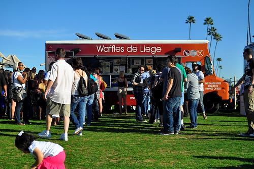 Waffles de Liege - Los Angeles