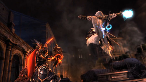 SoulCalibur V Ezio Moves, Combos, Frame Data and Strategy Guide
