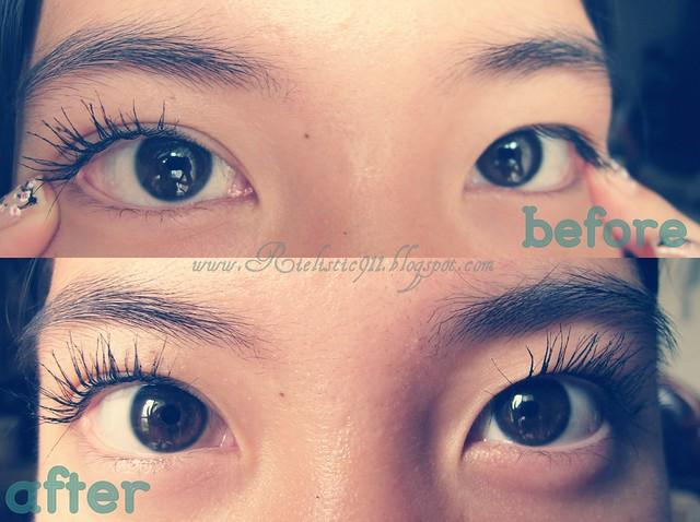Jen's eyes