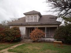 Old House Nevada, Texas