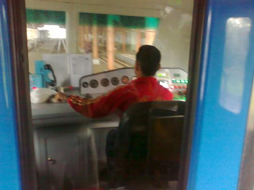 Masinis Madiun Jaya AC