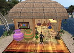 india gardens in Second Life