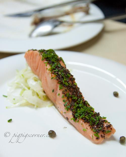 Saveur, Singapore-salmon confit