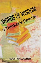 Words of Wisdom: a Thinker's Palette