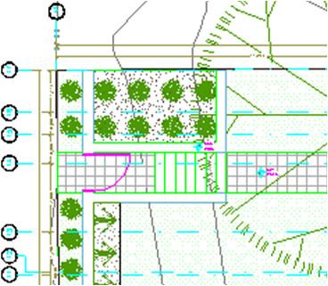 Las lineas de suelos quedan sobre las líneas de los muros 6835965039_0bf3e982e3