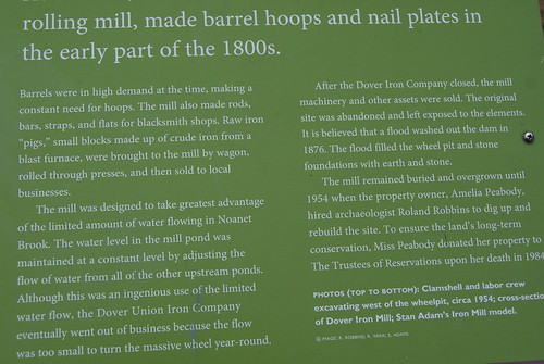 Mill description