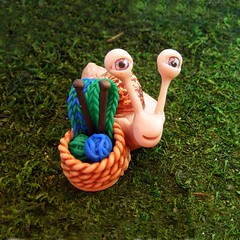 knitter snail