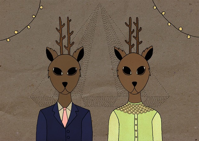 My deer marriage