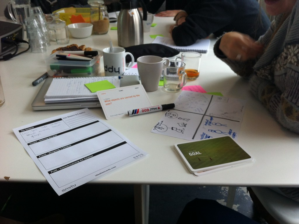 Ideation for Positive Impact @ Enviu