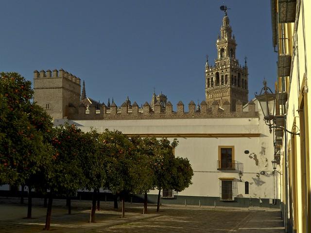 Sevilla Patio Banderas -The Court of Flags