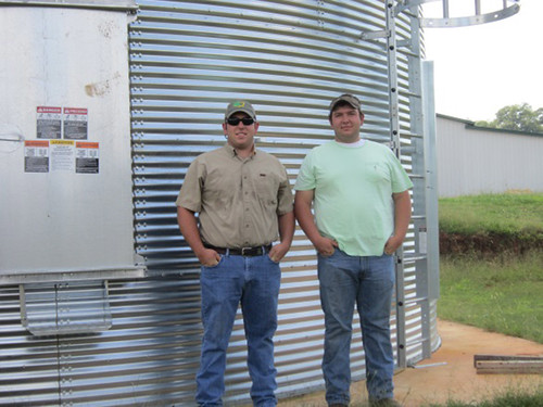 William and Thomas Anderson were able to secure a $35,000 Microloan after local and commercial lenders wouldn't take a chance on the young farmers.