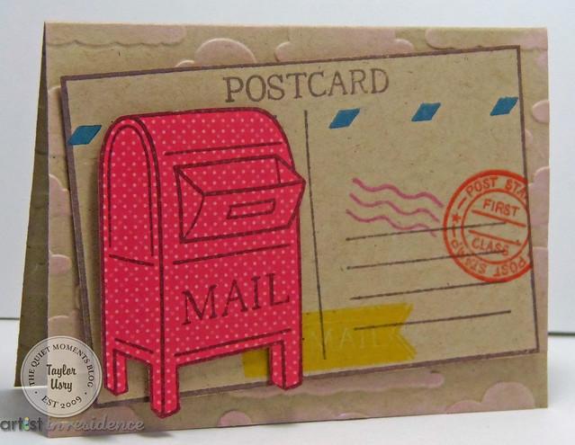 Mini Pink Box
