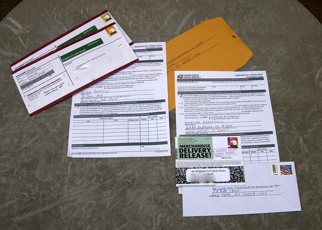 2 getting a USPS form 1500
