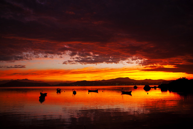 Anna Theodora - Brutal Sunset in Florianu00f3polis