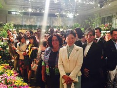 South African Embassy Japan posted a photo:	The 16th World Gardening Fair in Okura Hotel, Japan.