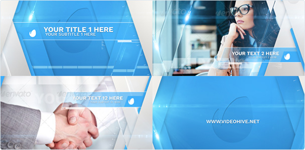 Preview_Project Corporate HighTech Slide