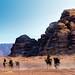 Jordan; Wadi Rum - Camel Riding, foto: CK S.E.N.