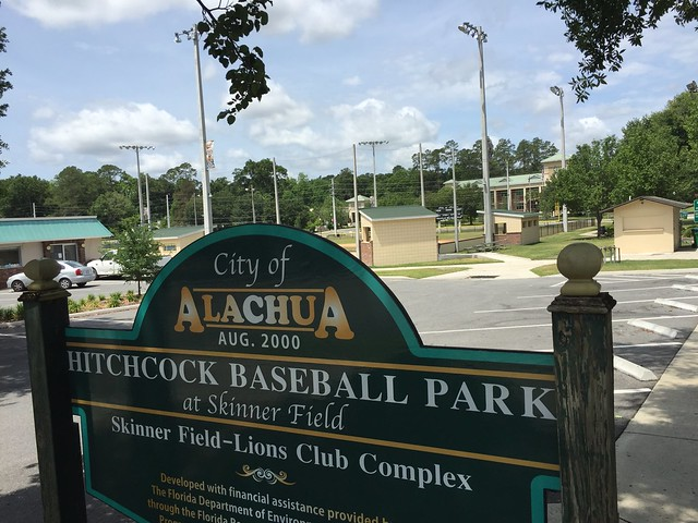 Header of Alachua