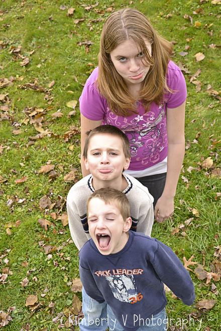 Kids outtake #3