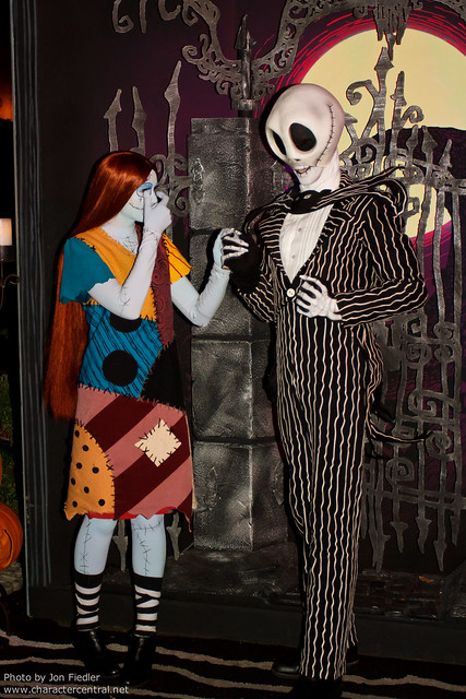 DL Oct 2011 - Jack and Sally meet their fans