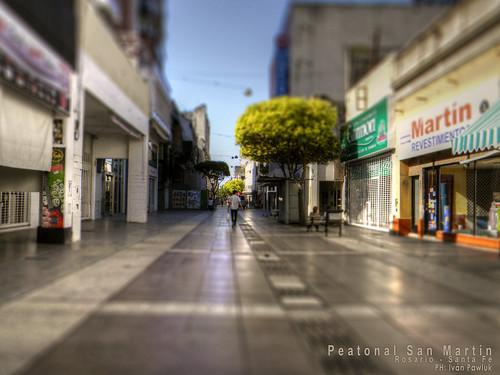 Peatonal San Martín by IvanPawluk2