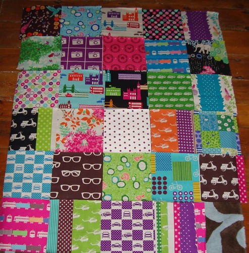 Echino squares swap
