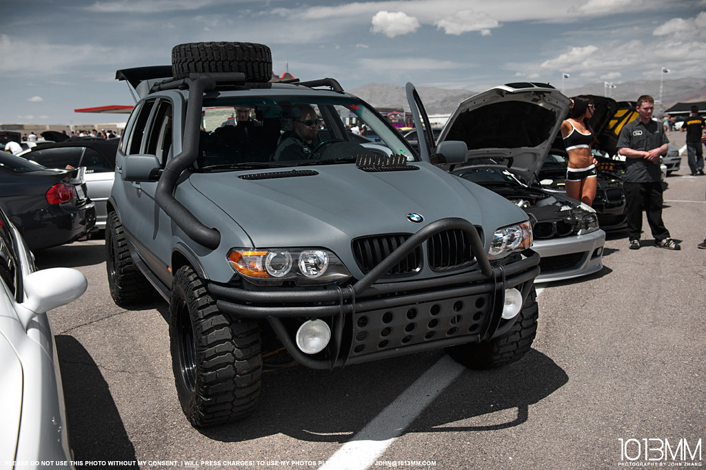 Lifted X5