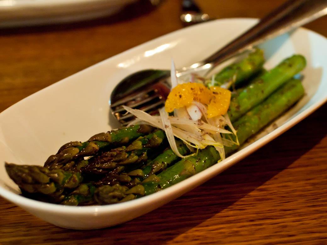 Steer - Koo Wee Rup asparagus $8