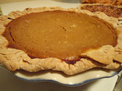 Adam's pumpkin pie