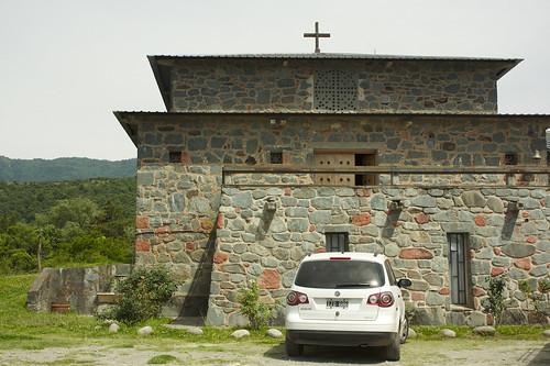 Monasterio Cristo Rey, Monjes Benedictínos - El Siambón