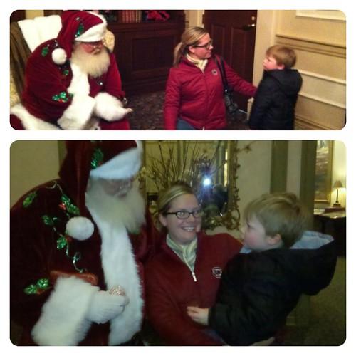 11.25.2011 Coleman + Santa
