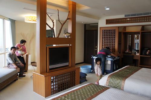 2011/11/24 澄園旅店