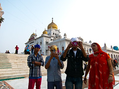 PIctures! @ Gurudwara Bangla Sahib