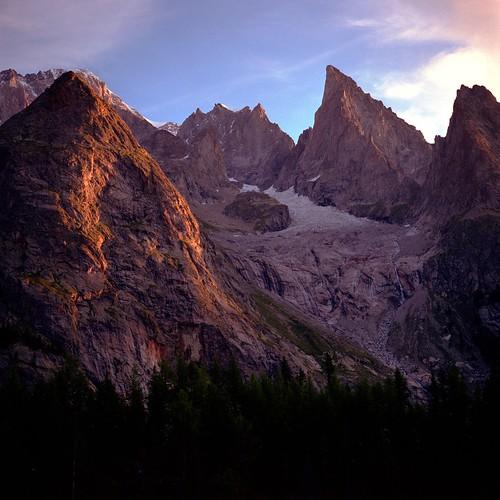無料写真素材, 自然風景, 山, 岩山