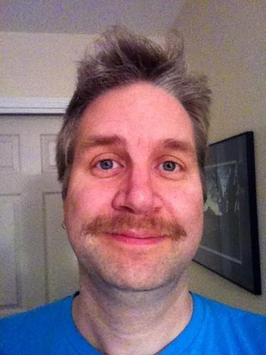 Movember - Day 26