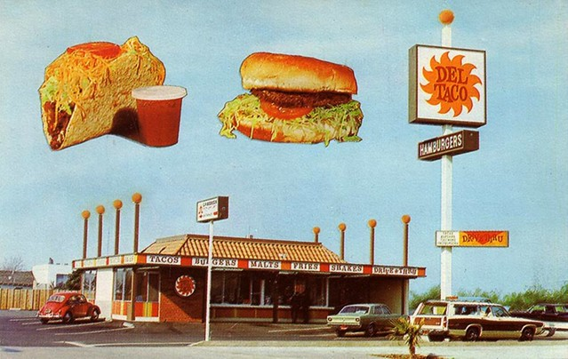 Del Taco No. 10 - Stanton, California U.S.A. - date unknown