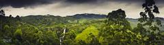 Devon Falls [Panorama]