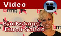 BRMB Live 2011 | Tinchy Stryder Backstage