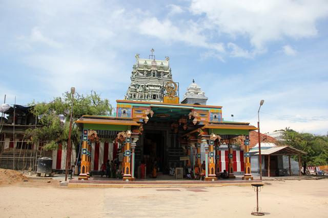 Nainativu Pilgrimage, Sri Lanka