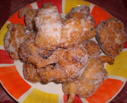 Sfince fritte palermitane siciliane